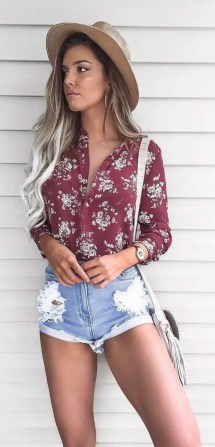 Excellent Spring Fashion Outfits Ideas For Teen Girls16