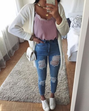 Excellent Spring Fashion Outfits Ideas For Teen Girls27