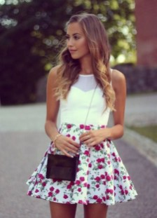 Excellent Spring Fashion Outfits Ideas For Teen Girls30