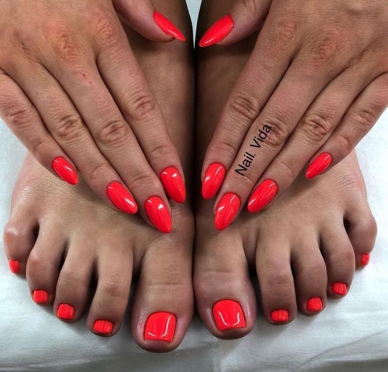 Extraordinary Red Nail Trends Ideas For This Year12