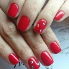 Extraordinary Red Nail Trends Ideas For This Year18