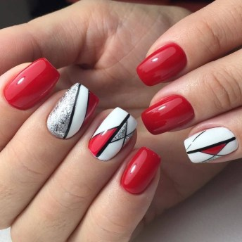 Extraordinary Red Nail Trends Ideas For This Year29