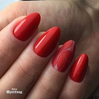 Extraordinary Red Nail Trends Ideas For This Year31