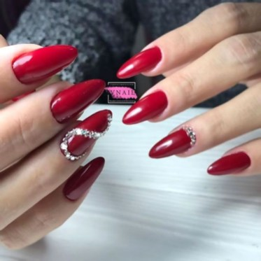 Extraordinary Red Nail Trends Ideas For This Year34