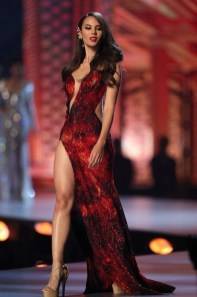 Fascinating Red Dress Ideas11