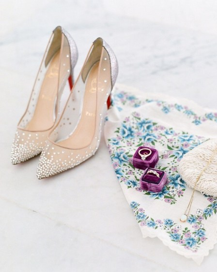 Lovely Wedding Shoe Ideas To Get Inspired04
