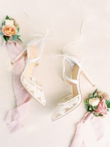 Lovely Wedding Shoe Ideas To Get Inspired14
