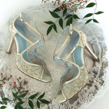 Lovely Wedding Shoe Ideas To Get Inspired18