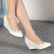 Lovely Wedding Shoe Ideas To Get Inspired27