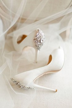 Lovely Wedding Shoe Ideas To Get Inspired39