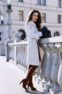 Magnificient Spring Outwear Trends Ideas05