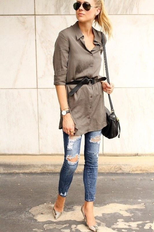 Magnificient Spring Outwear Trends Ideas43