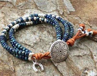 Newest Bracelets Ideas For Women11