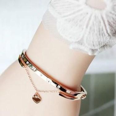 Newest Bracelets Ideas For Women23