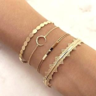 Newest Bracelets Ideas For Women28