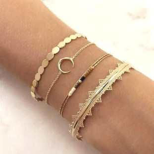 Newest Bracelets Ideas For Women28