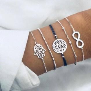Newest Bracelets Ideas For Women34