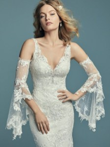 Newest Lace Sweetheart Wedding Dresses Ideas For Spring19