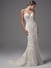 Newest Lace Sweetheart Wedding Dresses Ideas For Spring32