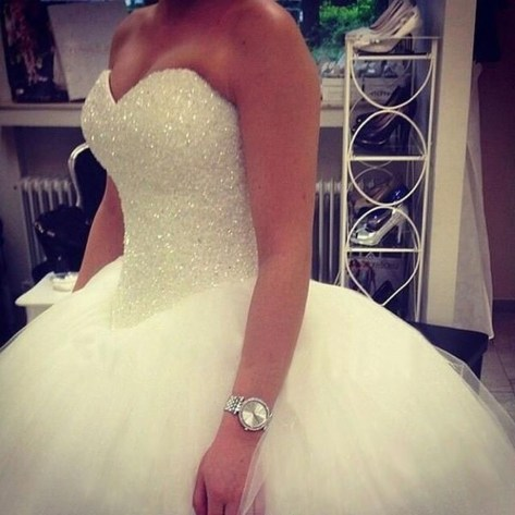 Newest Lace Sweetheart Wedding Dresses Ideas For Spring34