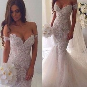 Newest Lace Sweetheart Wedding Dresses Ideas For Spring38