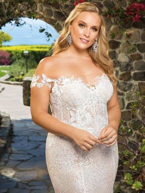 Newest Lace Sweetheart Wedding Dresses Ideas For Spring42