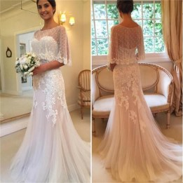 Newest Lace Sweetheart Wedding Dresses Ideas For Spring46