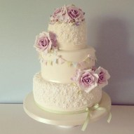 Pretty Wedding Cake Ideas For Old Fashioned16