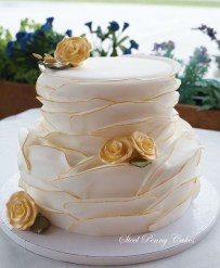 Pretty Wedding Cake Ideas For Old Fashioned20
