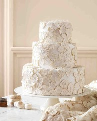 Pretty Wedding Cake Ideas For Old Fashioned30