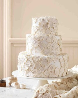 Pretty Wedding Cake Ideas For Old Fashioned30