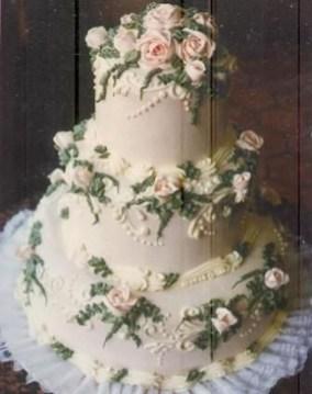 Pretty Wedding Cake Ideas For Old Fashioned43