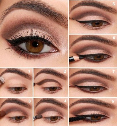 Stunning Eyeliner Makeup Ideas For Women27