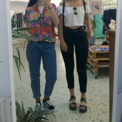 Unordinary Retro Outfit Ideas For Girl24
