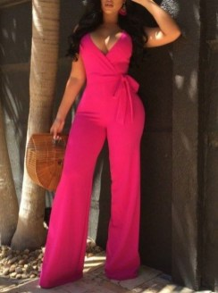 Unusual Spring Jumpsuits Ideas For Girls21