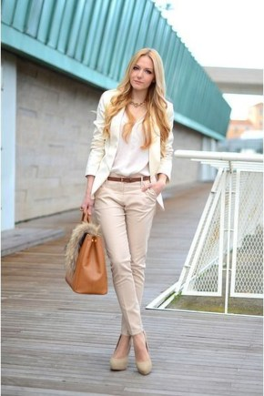 Attractive Business Work Outfits Ideas For Women 201925