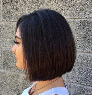 Brilliant Bob And Lob Hairstyles Ideas For Short Hair06