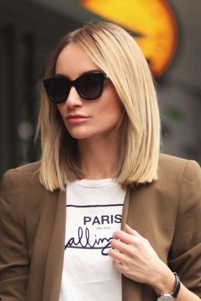 Brilliant Bob And Lob Hairstyles Ideas For Short Hair10