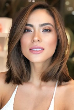 Brilliant Bob And Lob Hairstyles Ideas For Short Hair23
