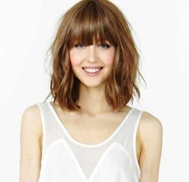 Brilliant Bob And Lob Hairstyles Ideas For Short Hair36