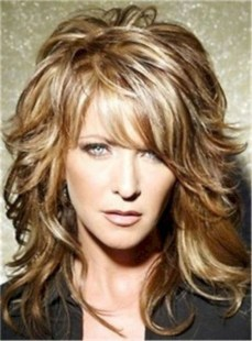 Charming Wavy Hairstyle Ideas For Your Appearance More Cool30