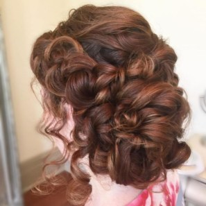 Classy Curly Hairstyles Design Ideas For Teenage In 201918