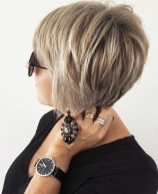 Cute Short Hairstyles Ideas For Women Over 5012