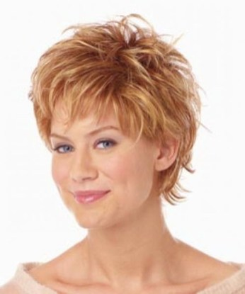 Cute Short Hairstyles Ideas For Women Over 5017