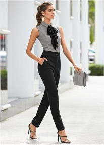 Fashionable Work Outfit Ideas To Try Now18