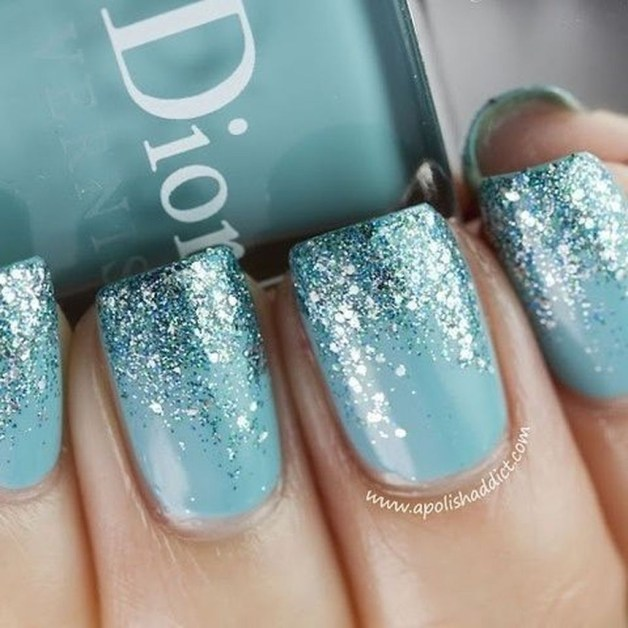 Inspiring Nail Art Ideas For Wedding Party33