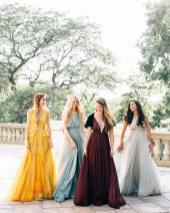 Luxury Dresscode Ideas For Bridesmaid14
