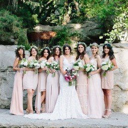 Luxury Dresscode Ideas For Bridesmaid27