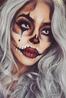 Perfect Hairstyles Ideas For Killer Costume12