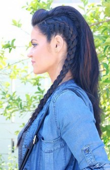 Perfect Hairstyles Ideas For Killer Costume34